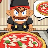 Készíts pizzát