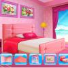 Helen rózsaszín szobája