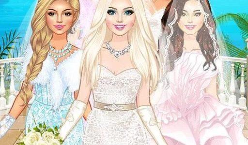 Hercegnős esküvői öltöztetős