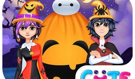 Halloween party öltöztetős